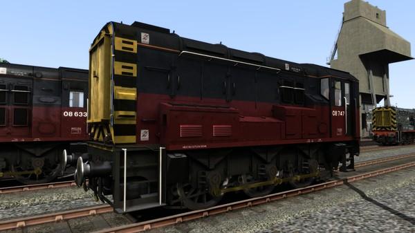 скриншот Class 08 RES Add-On Livery 0