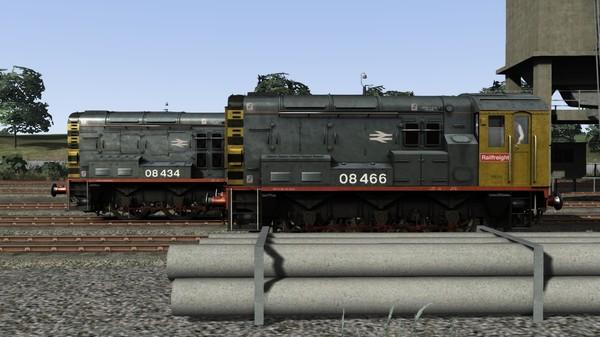 скриншот Class 08 Railfreight Add-On Livery 2