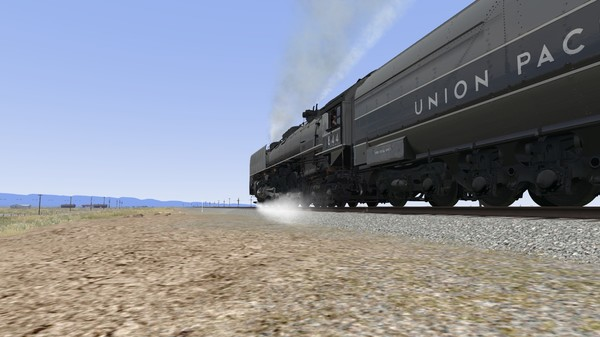 скриншот Union Pacific FEF-3 Overland Add-On Livery 3