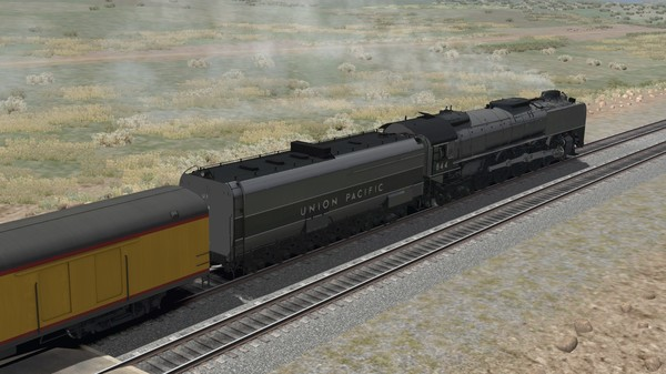 скриншот Union Pacific FEF-3 Overland Add-On Livery 5
