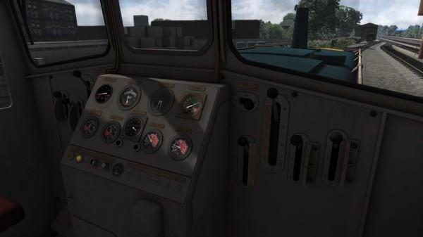 скриншот BR Blue Class 07 Add-On Livery 2