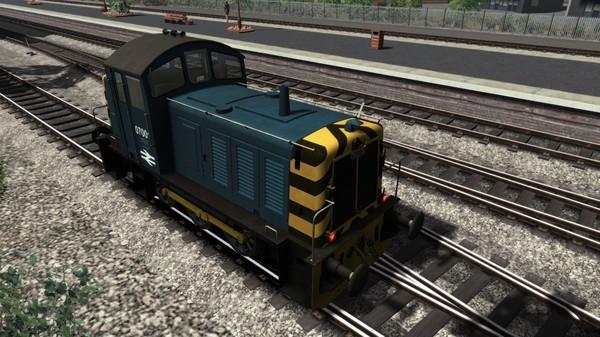 скриншот BR Blue Class 07 Add-On Livery 4