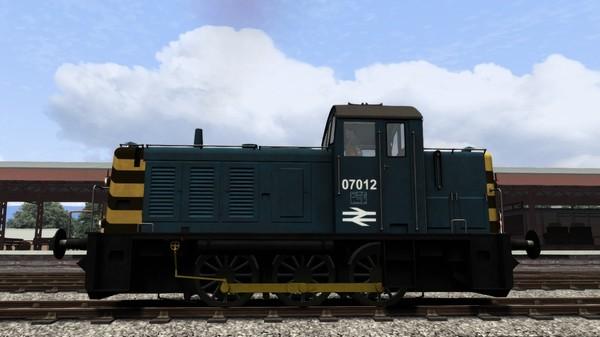 скриншот BR Blue Class 07 Add-On Livery 1