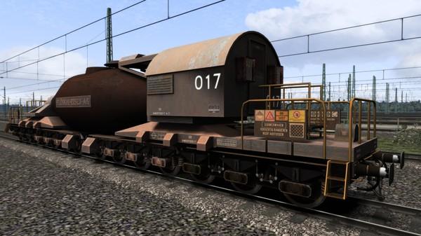 скриншот TS Marketplace: Torpedopfannenwagen Pack 4