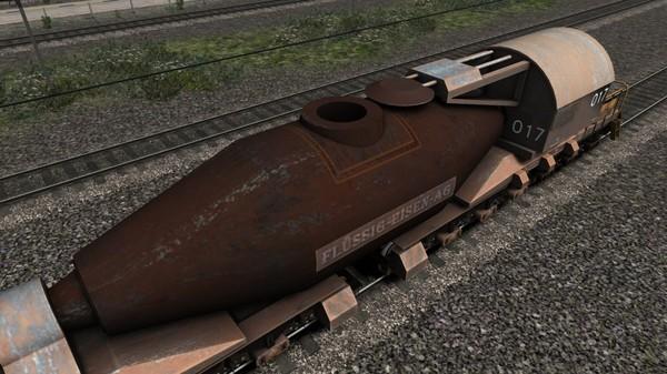 скриншот TS Marketplace: Torpedopfannenwagen Pack 5