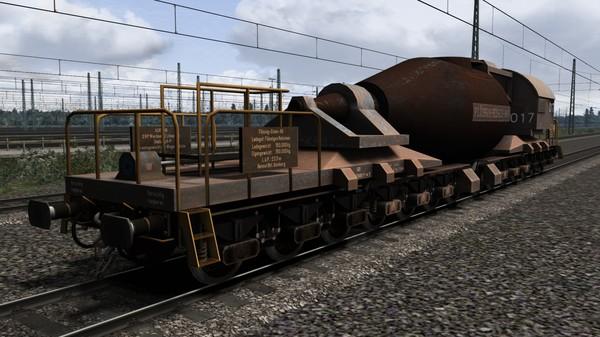 скриншот TS Marketplace: Torpedopfannenwagen Pack 3