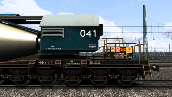 скриншот TS Marketplace: Torpedopfannenwagen Pack 2