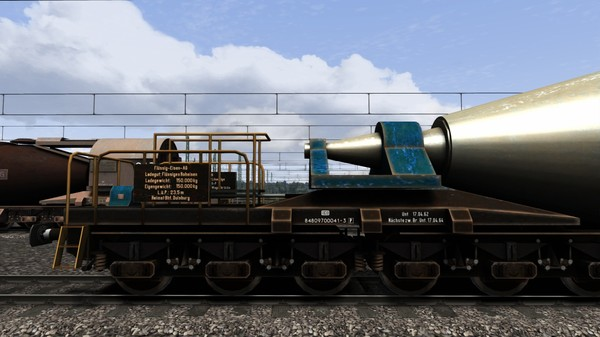 скриншот TS Marketplace: Torpedopfannenwagen Pack 1