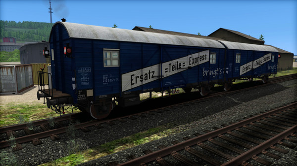 скриншот TS Marketplace: Guterwagen Leig Einheit Add-On 2