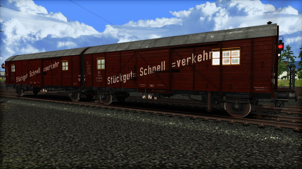 скриншот TS Marketplace: Guterwagen Leig Einheit Add-On 5
