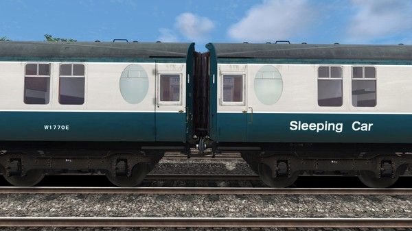скриншот TS Marketplace: BR Blue-Grey Coaches Pack 01 1