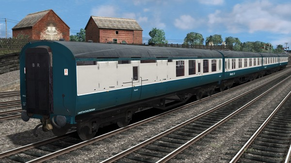 скриншот TS Marketplace: BR Blue-Grey Coaches Pack 01 4