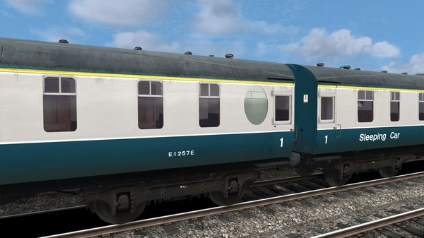 скриншот TS Marketplace: BR Blue-Grey Coaches Pack 01 0