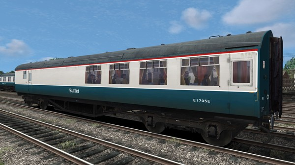 скриншот TS Marketplace: BR Blue-Grey Coaches Pack 01 2