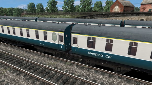 скриншот TS Marketplace: BR Blue-Grey Coaches Pack 01 5