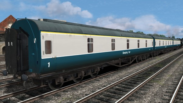 скриншот TS Marketplace: BR Blue-Grey Coaches Pack 02 0