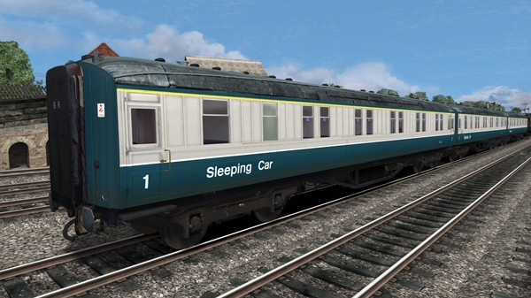 скриншот TS Marketplace: BR Blue-Grey Coaches Pack 02 2