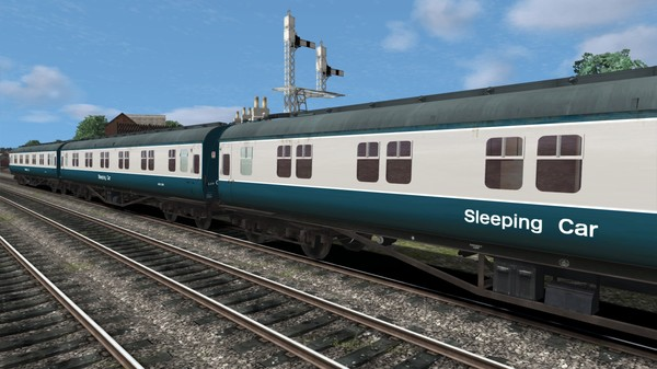 скриншот TS Marketplace: BR Blue-Grey Coaches Pack 02 1