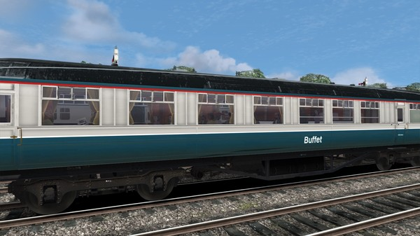 скриншот TS Marketplace: BR Blue-Grey Coaches Pack 02 5