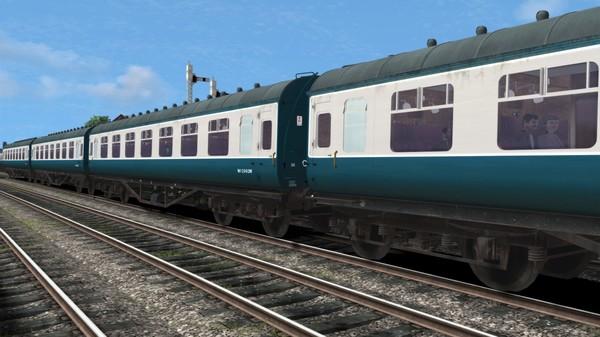 скриншот TS Marketplace: BR Blue-Grey Coaches Pack 03 5