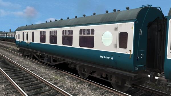 скриншот TS Marketplace: BR Blue-Grey Coaches Pack 03 2