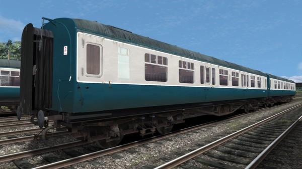 скриншот TS Marketplace: BR Blue-Grey Coaches Pack 03 3