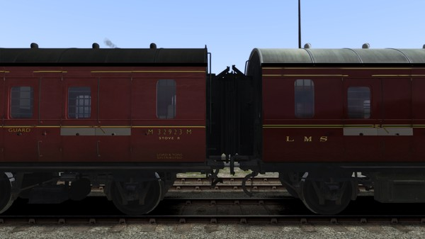 скриншот TS Marketplace: LMS P3 Coaches Pack 01 0