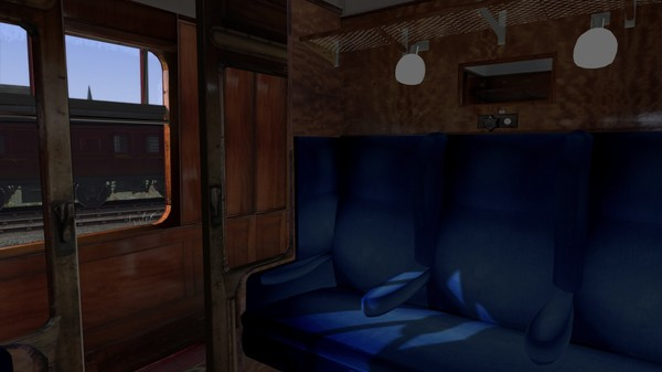 скриншот TS Marketplace: LMS P3 Coaches Pack 01 2