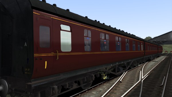 скриншот TS Marketplace: LMS P3 Coaches Pack 01 4