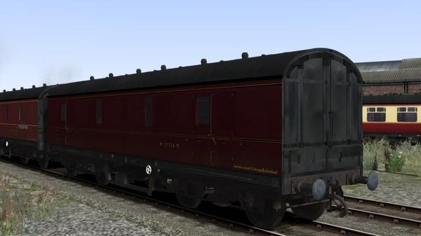 скриншот TS Marketplace: LMS P3 Coaches Pack 02 1