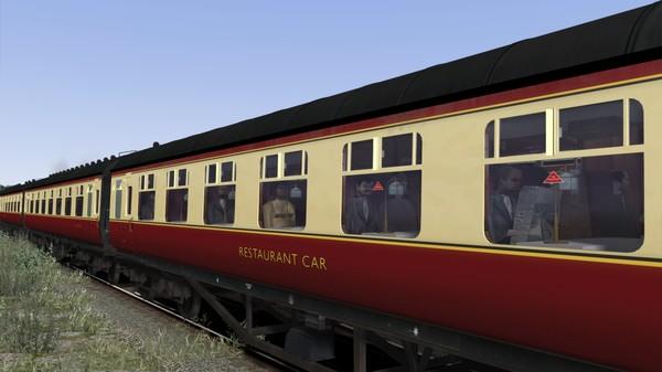 скриншот TS Marketplace: LMS P3 Coaches Pack 02 0