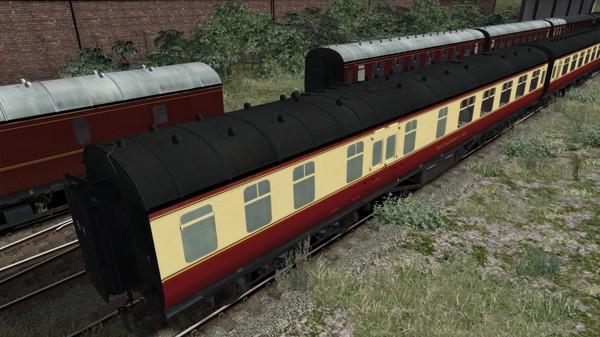 скриншот TS Marketplace: LMS P3 Coaches Pack 02 5