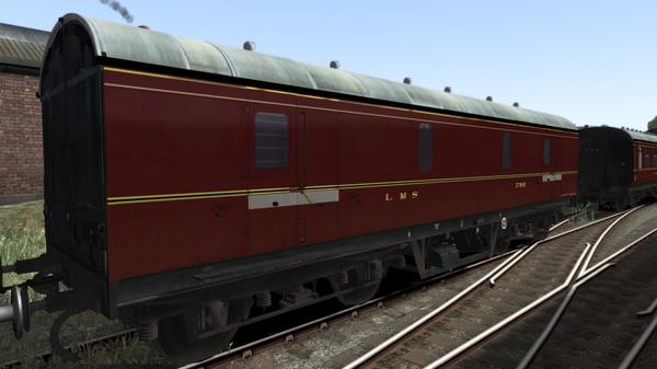 скриншот TS Marketplace: LMS P3 Coaches Pack 02 4