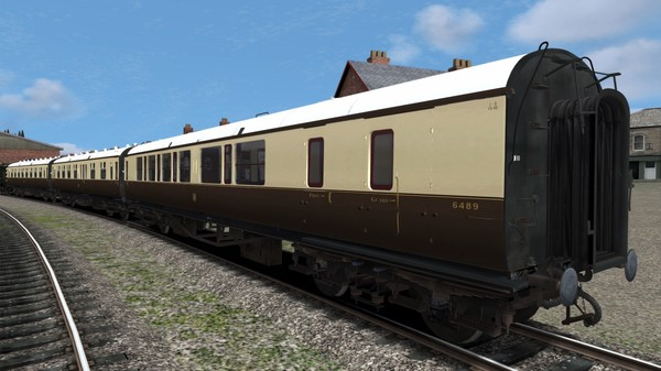 скриншот TS Marketplace: Collet Coaches Pack 01 2