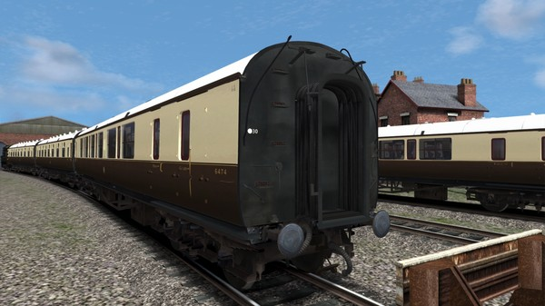 скриншот TS Marketplace: Collet Coaches Pack 01 3