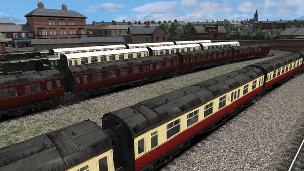 скриншот TS Marketplace: Collet Coaches Pack 01 5