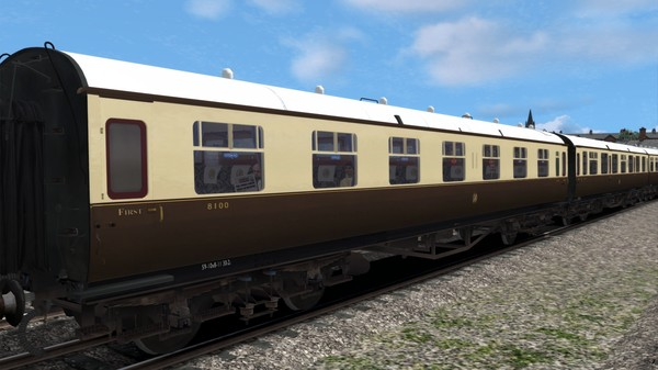 скриншот TS Marketplace: Collet Coaches Pack 02 2