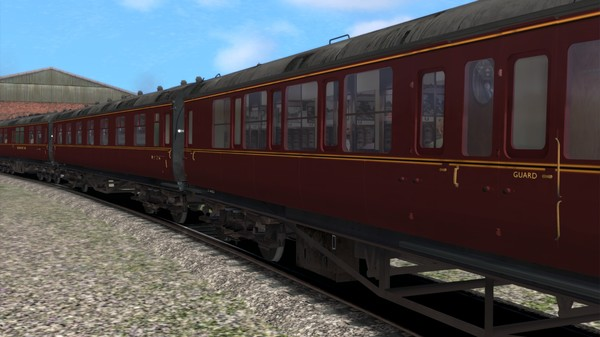 скриншот TS Marketplace: Collet Coaches Pack 02 5