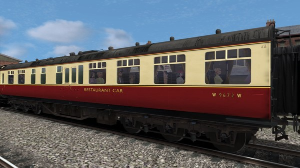 скриншот TS Marketplace: Collet Coaches Pack 02 1