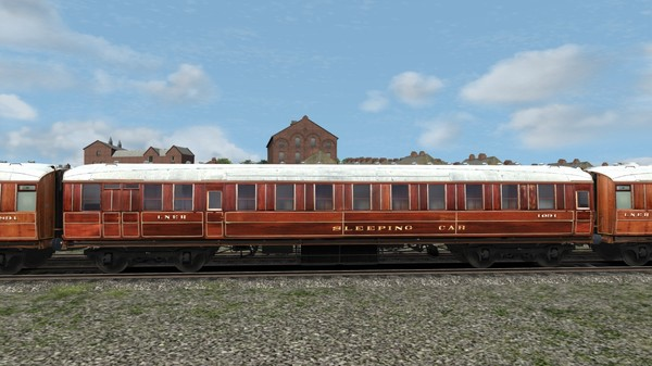 TS Marketplace: Gresley Coach Pack 01