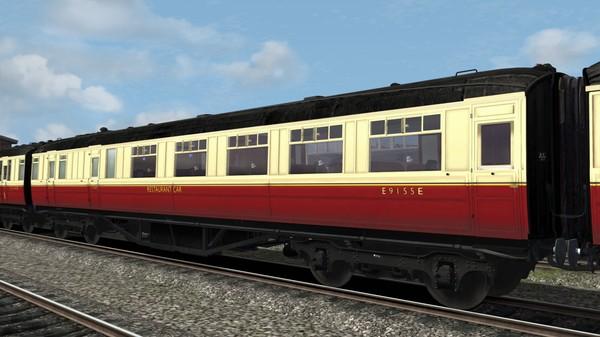 скриншот TS Marketplace: Gresley Coach Pack 01 3