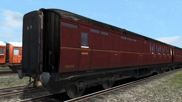 скриншот TS Marketplace: Gresley Coach Pack 01 5