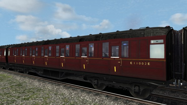 скриншот TS Marketplace: Gresley Coach Pack 01 1