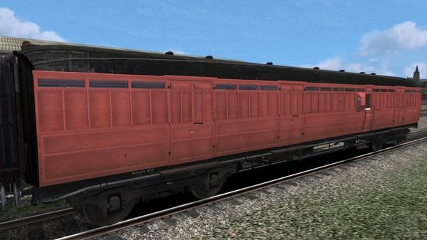 скриншот TS Marketplace: Gresley Coach Pack 02 2