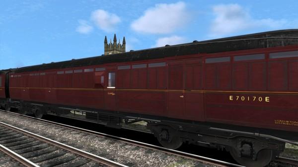 скриншот TS Marketplace: Gresley Coach Pack 02 1