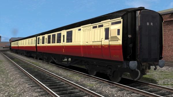 скриншот TS Marketplace: Gresley Coach Pack 02 3