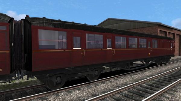 скриншот TS Marketplace: Gresley Coach Pack 02 5