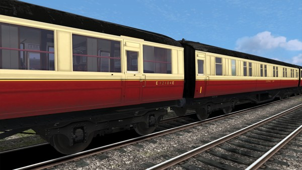 скриншот TS Marketplace: Gresley Coach Pack 02 4