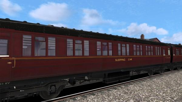 скриншот TS Marketplace: Gresley Coach Pack 03 1