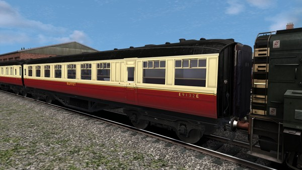 скриншот TS Marketplace: Gresley Coach Pack 03 4